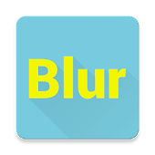 BlurDialogFragment Sample App