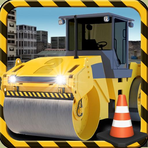 Road Roller Compactor Parking 模擬 App LOGO-硬是要APP