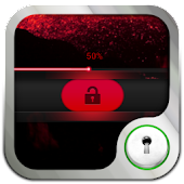 Go Locker Simple Red Slide