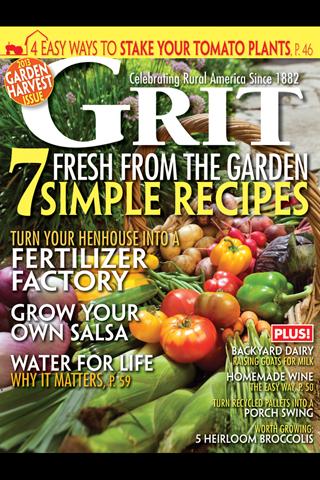 【免費生活App】GRIT Magazine-APP點子