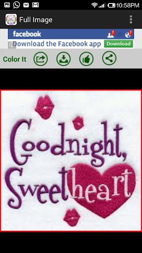 Good Night Images 1.1 screenshots 2