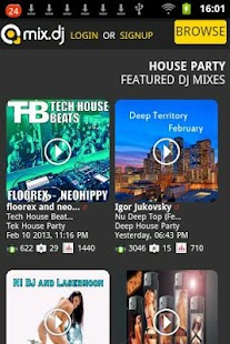 House Party by mix.dj - screenshot thumbnail