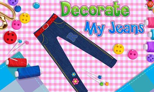 裝點我的牛仔褲設計遊戲