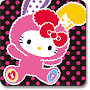HELLO KITTY Theme112 APK icon