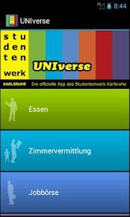 UNIverse - Studierendenwerk - náhled