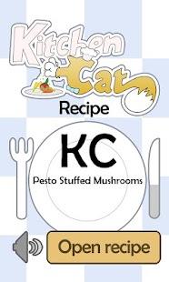 KC Pesto Stuffed Mushrooms - screenshot thumbnail