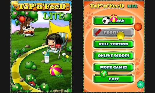 Tap'n'Feed Lite - screenshot thumbnail