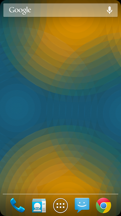 Nexus Ripples LWP - screenshot