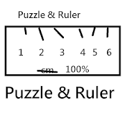 Puzzle and Ruler