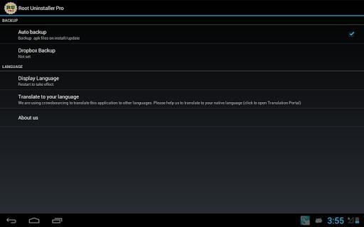 Root Uninstaller 8.5 screenshots 14