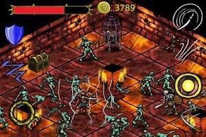 Screenshot of Legends Arcana Free (RPG)