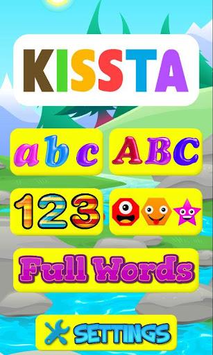 英语单词字母临摹ABC