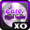 XO Purple Butterfly Theme icon