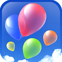 Floating Balloons LWP icon