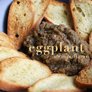 Strange-Flavor Eggplant