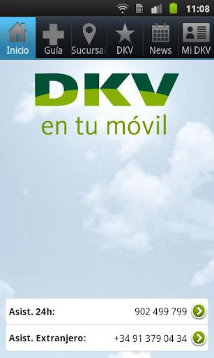Guía de Médicos. DKV Seguros.