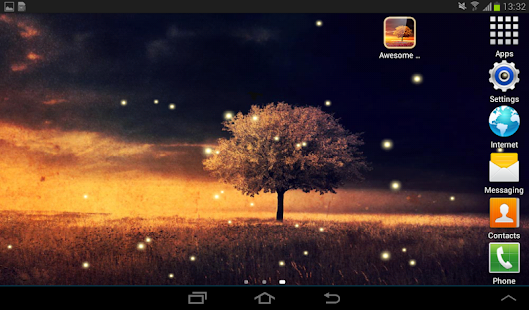 Awesome-Land Live wallpaper HD : Grow more trees 22