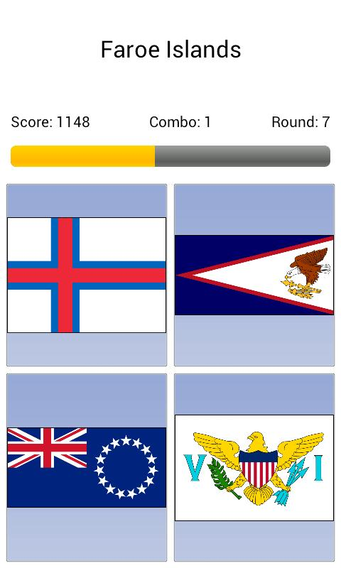 Flagmania! Fun Flag Quiz - screenshot
