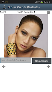 El Gran Quiz de Cantantes - screenshot thumbnail