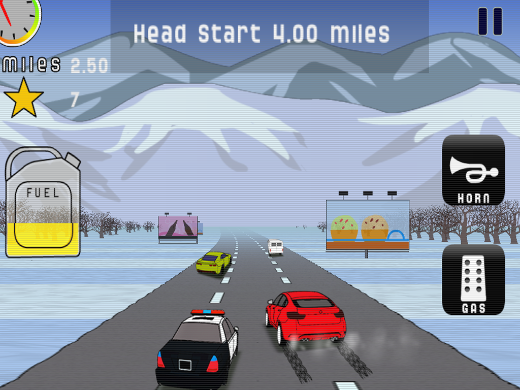 Car Run- screenshot