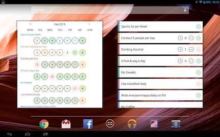 HabitBull - Habit Tracker Screenshot 13
