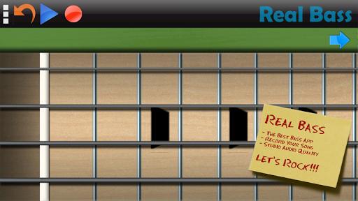 Real Bass - エレクトリックベース