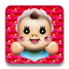 baby rattle bab bab icon