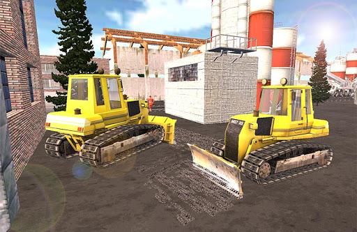 Bulldozer Traffic Racing