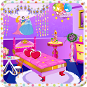 Princess Room Decoration icon