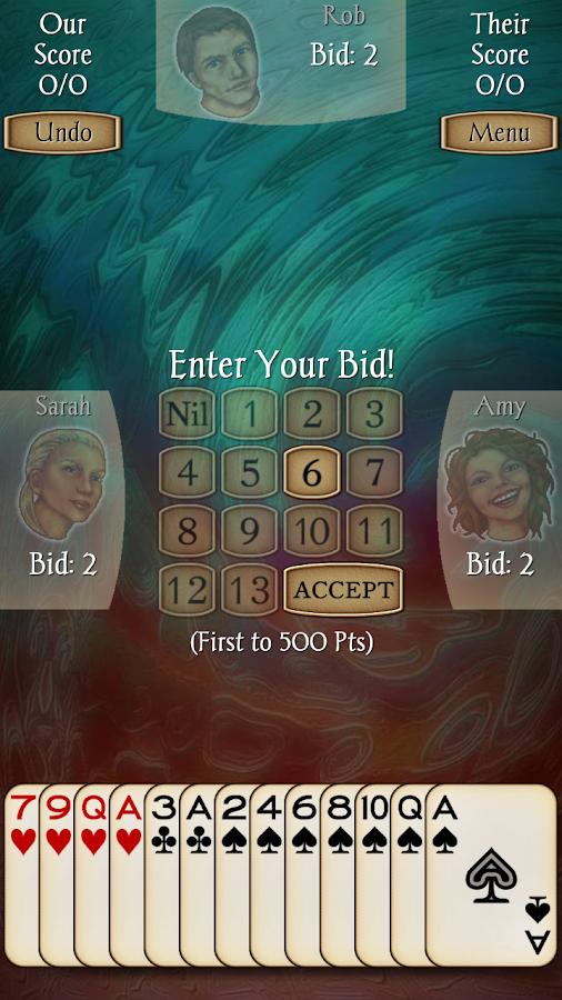 Spades- screenshot