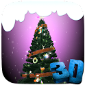 Christmas Tree 3DLiveWallpaper icon