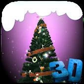 Christmas Tree 3DLiveWallpaper