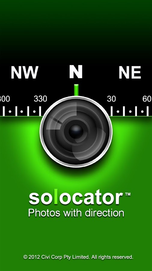 Solocator Gps Field Camera Android Apps On Google Play