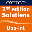 Solutions 2e Upper-Int Words icon