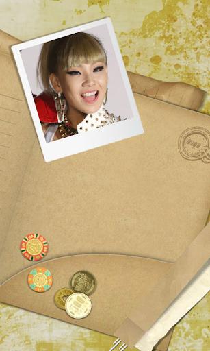 2NE1 CL Live Wallpaper 02-KPOP