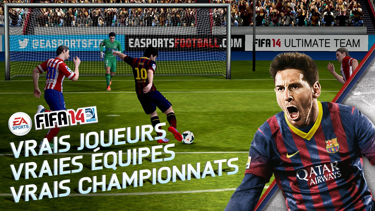 FIFA 14 d'EA SPORTS™ - screenshot
