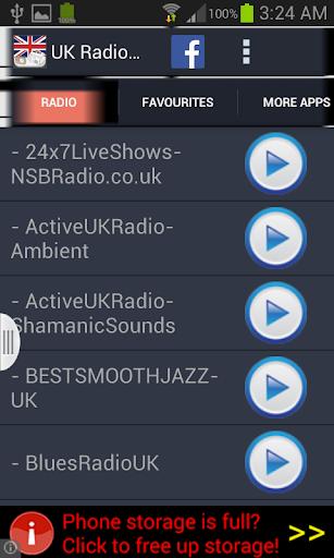 UK Radio News