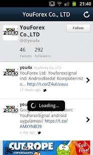 You Forex Signal - screenshot thumbnail