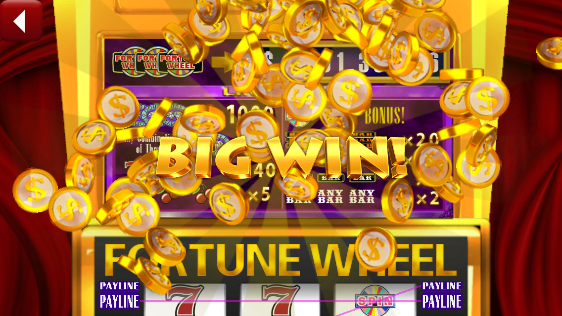 wheel of fortune slot machine games