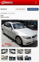 Screenshot of ShopCar