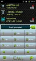 Screenshot of Go Contacts GridX