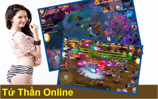 Tứ Thần - Game Tu Than 2015