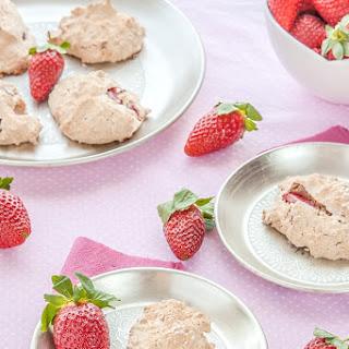 Strawberry Ricciarelli