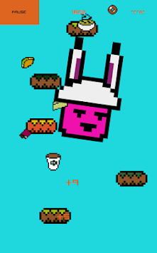 Eat A Bit - Retro Platformer apk screenshot