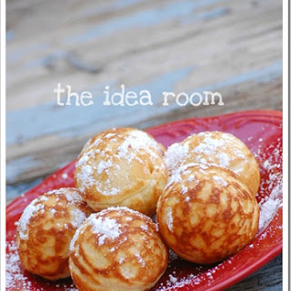 Aebleskiver Recipe