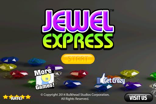 Jewel Express: Matching Game