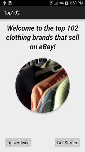Top 102 Clothing Brands- eBay