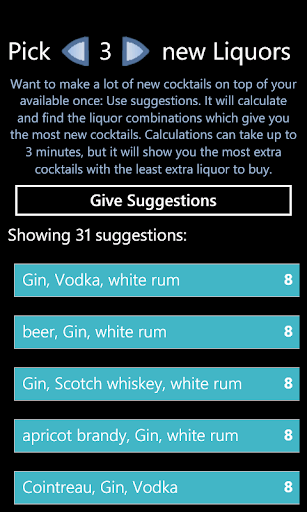 My Cocktail Finder|玩生活App免費|玩APPs