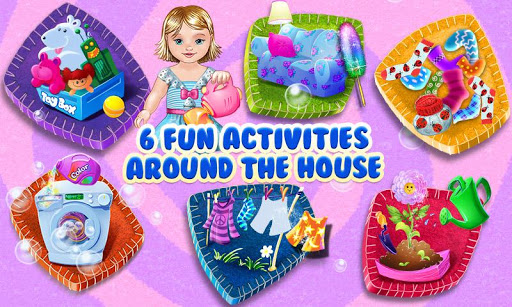 Baby Home Adventure Kids' Game 1.0.9 screenshots 1