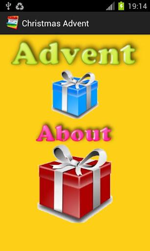Christmas Advent 2012